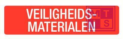 Veiligheidsmaterialen pp 210x74mm