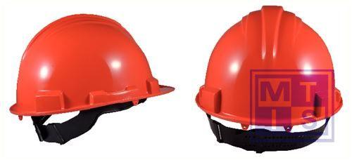 Helm rood