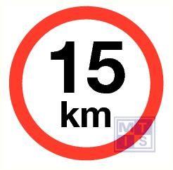 15 km pp 400mm