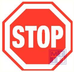 Stop pp 400mm