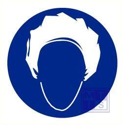 Dames haarnet verplicht vinyl 200mm