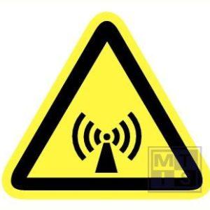 Niet ioniserende straling pp 300mm