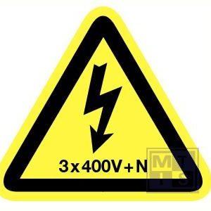 3x400v+n spanning vinyl 200mm