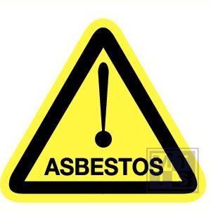 Asbestos vinyl 200mm
