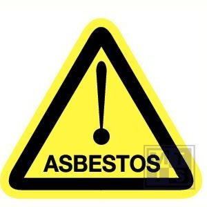 Asbestos vinyl 300mm