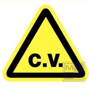 C.V. pp 150mm
