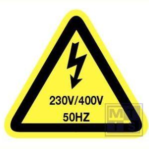 230v/400v 50 hz vinyl 200mm
