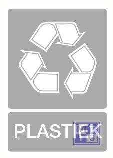 Plastiek vinyl 150x210mm