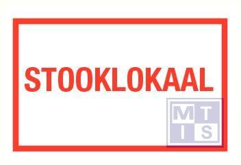 Stooklokaal pp 400x250mm
