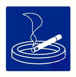 Rokersruimte pp 200x200mm