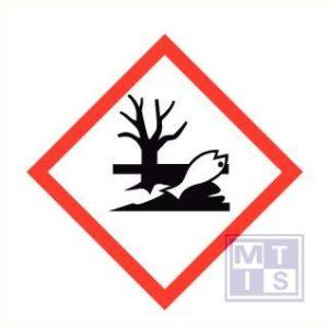 Schadelijk Aquat milieu vinyl 250x250mm