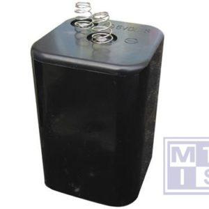 Batterij 6V voor interventielichten