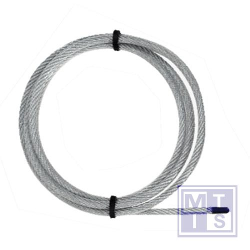 Lock out stalen kabel 457 mm