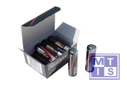 Duracell Industrial Batterij Penlite/P-10 AA/PC1500