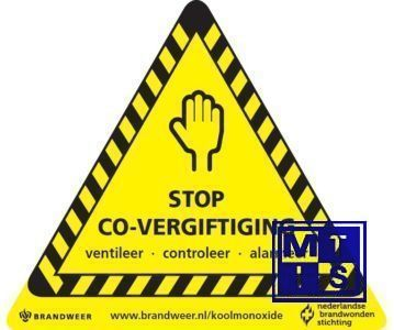 Stop CO-vergiftiging!