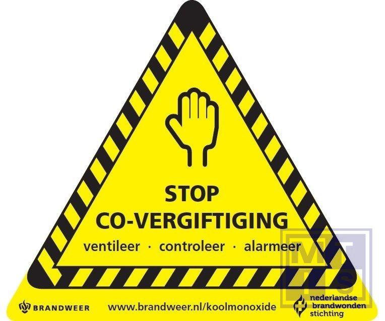 Stop CO-vergiftiging!