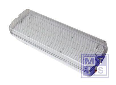 Escalight noodverlichting LED basic opbouw+ 4 pictogrammen