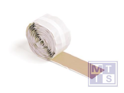 Pleisterrol huidskleur 500x4cm