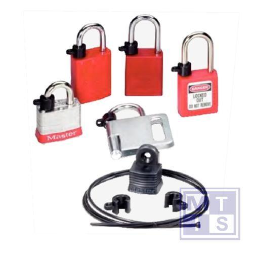 Toebehoren lockout leach aanpasbare sleutelkoord 5 tot 90cm