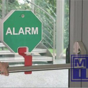 Dubbelzijdige plakband (Glas en brandvertragende deuren)