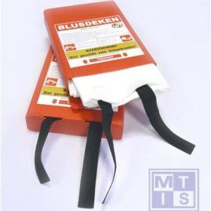 ATV Blusdeken enkellaags 180x180 cm hardbox
