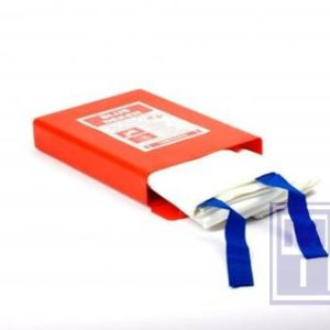 ATV Blusdeken drielaags 180x180cm hardbox
