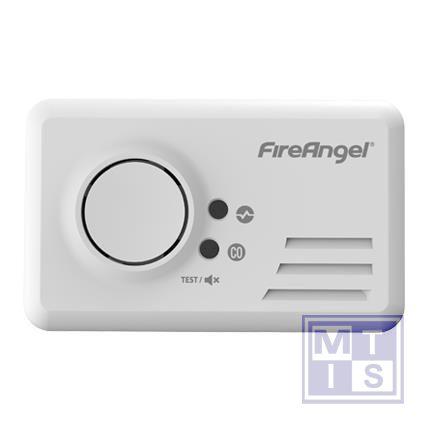Fire Angel CO-melder 2 x 1,5V alk. batterij