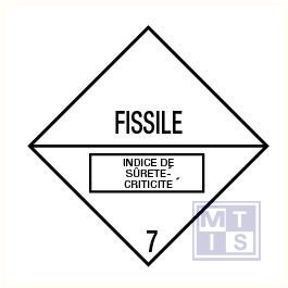 Fissile (7) vinyl 300x300mm