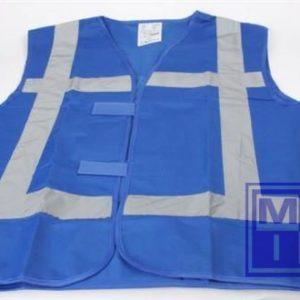 ATV Veiligheidsvest XXL blauw
