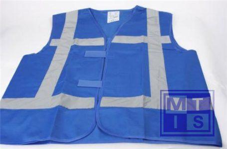 ATV veiligheidsvest XXXL blauw