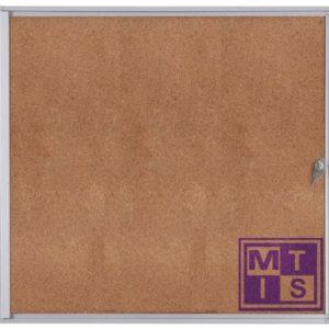 Vitrinekast KURK 711x655mm