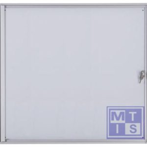 Vitrinekast ALU 491x350mm