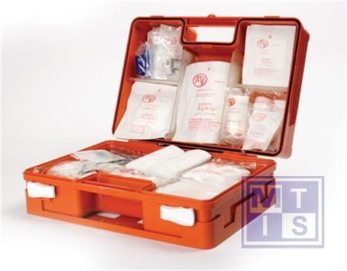 Medimulti BHV HACCP koffer incl wandhouder