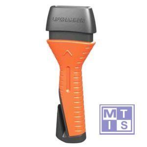 Lifehammer Safety Hammer Evolution in blister oranje