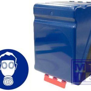 Secubox masker maxi 23,6x31,5x20cm