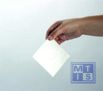 Hydrofiel gaas 10x10cm