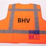 ATV Veiligheidsvest XXL opdruk BHV oranje