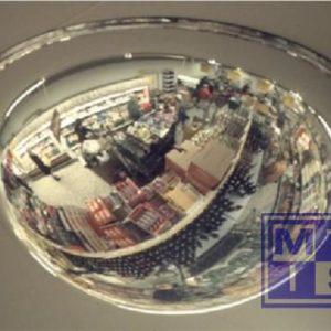 Winkelspiegel 360 graden diam. 50cm zichtwijdte 3/19m
