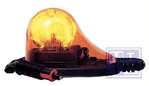 Zwaailicht Oranje 12 volt