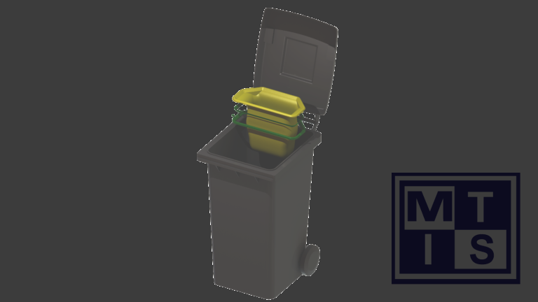 Seppr container